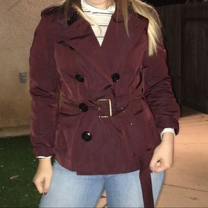 Stunning Authentic Burberry Trench Coat